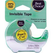 Best Choice Bst Ch Invisible Tape