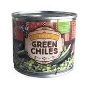 Meijer Diced Green Chiles