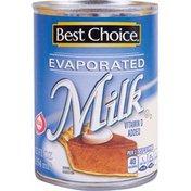 Best Choice Evaporated Milk