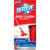 Resolve Brushing Kit, Easy Clean