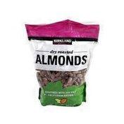 Kirkland Signature Dry Roasted Almonds