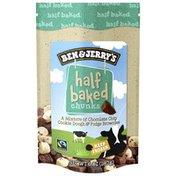 Ben & Jerry's Dough Chunks Half Baked® Chunks