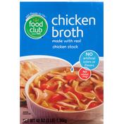 Food Club Chicken Broth