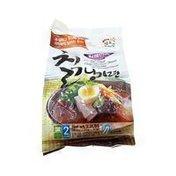 Haioreum Korean Style Premium Fresh Cold Arrowroot Noodle