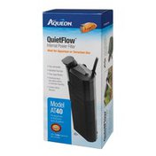 Aqueon Quiet Flow Internal Power Filter Model AT40