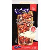 Flatout Artisan Thin Pizza Crust Spicy Italian Flatbread