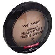 wet n wild PhotoFocus Pressed Powder 823C Neutral Beige