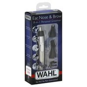 Wahl Personal Groomer, 8-In-1, Ear, Nose & Brow