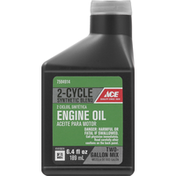 Ace Bakery Engine Oil, 2-Cycle, Synthetic Blend