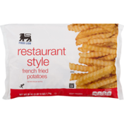 Food Lion Potatoes, French Fried, Restaurant Style, Bag