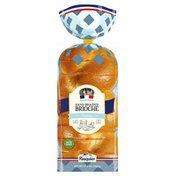 Pasquier Brioche Loaf, Sliced