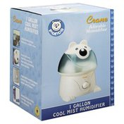 Crane Humidifier, Cool Mist, 1 Gallon, Panda