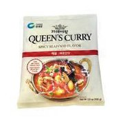 Chung Jung One Queens Curry Spicy Seafood Flavor