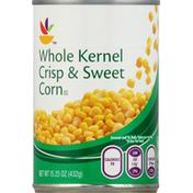 SB Corn, Whole Kernel, Crisp & Sweet