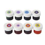 Wilton 8-Piece Gel Food Coloring Set, 4 oz. (Purple, Blue, Green, Black, Yellow, Orange, Pink, Red)