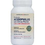 American Health Acidophilus, with Citrus Pectin, Probiotic