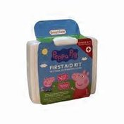 Smart Care 13-Piece Peppa Pig First Aid Kit