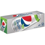 Diet Pepsi Lime Cola