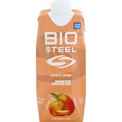 BioSteel Sports Drink, Sugar Free, Peach Mango Flavor