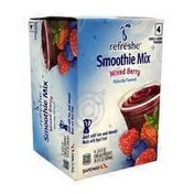 Refreshe Mixed Berry Smoothie Mix