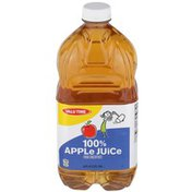 Valu Time Apple Juice From Concentrate