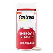 Centrum Energy & Vitality Energy Supplement, Energy & Vitality Energy Supplement