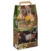 Green Hearts Charcoal Briquettes, Natural