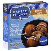 Bantam Pancakes Stuffed Pancakes, Mini, Banana Praline