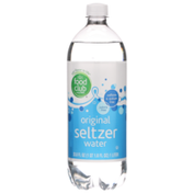Food Club Original Seltzer Water