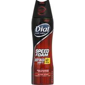 Dial Body Wash, Foaming Gel, Active Sport