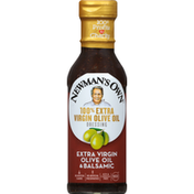 Newman's Own Dressing, Extra Virgin Olive Oil & Balsamic