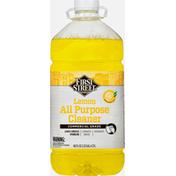 First Street Cleaner, All Purpose, Fresh Lemon Scent
