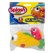 Ja-Ru Inc. Splash Fun Fish Squirties