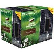 Green Mountain Coffee Dark Magic K-Cup Packs Coffee