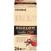 Bigelow Vanilla Chai Black Pods Bigelow Vanilla Chai Black Tea K-Cup Pods