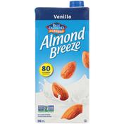 Almond Breeze Vanilla Fortified Almond Beverage