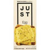 JUST Egg Plant Eggs, Folded