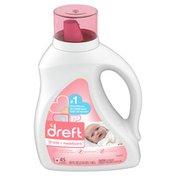 Dreft Stage 1: Newborn Baby Liquid Laundry Detergent