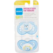 MAM Pacifier for Toddlers - 2 CT