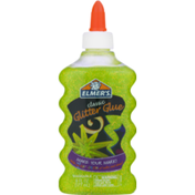 Elmer's Classic Glitter Glue Green