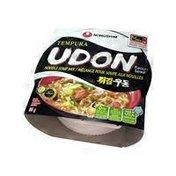 NongShim Savory Tempura Udon Bowl Noodle Soup