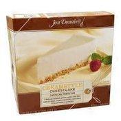 Jon Donaire Creamstyle Cheesecake