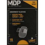 Mdp Absorbent Sleeves