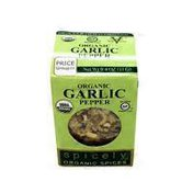 Spicely Organic Garlic Pepper