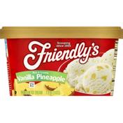 Friendly's Ice Cream, Vanilla Pineapple