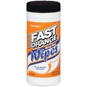 Fast Orange® Item # 25025 - Heavy Duty Fast Orange Heavy Duty Wipes