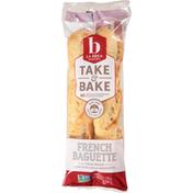 La Brea Bakery French Baguette, Twin Pack