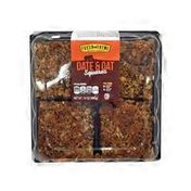 Fresh Thyme Date & Oat Squares