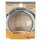 Physicians Formula Magic Mosaic Multi-Colored Custom Pressed Powder 3845 Beige/Warm Beige