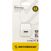 Scosche USB Wall Charger